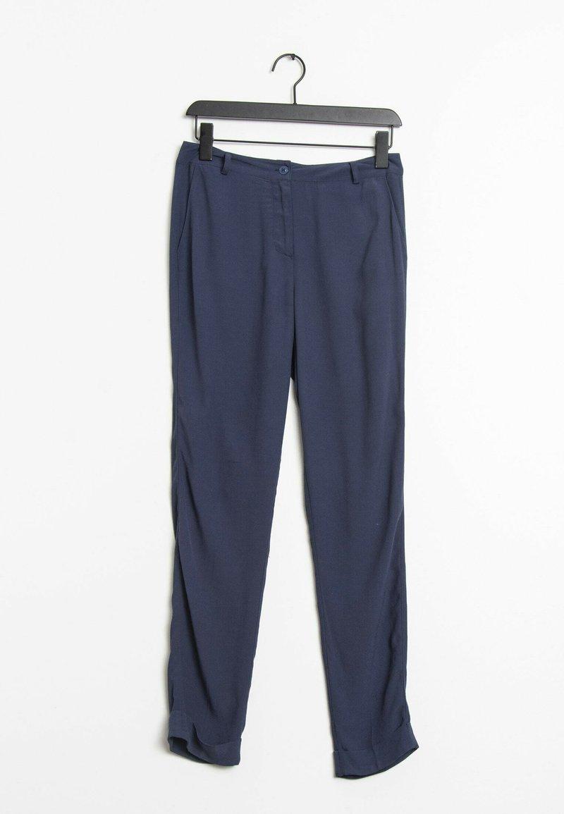 American Vintage - Trousers - blue