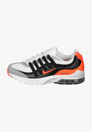 Trainers - white total crimson black light smoke grey