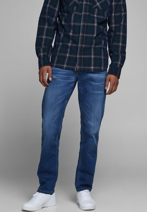 MIKE ORIGINAL  - Straight leg jeans - blue denim