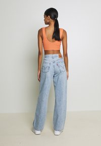 Levi's® - HIGH WAISTED STRAIGHT - Jeans relaxed fit - charlie boy - 2