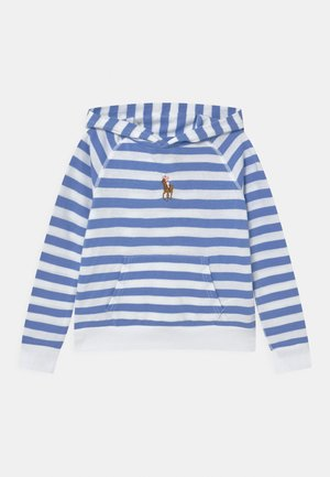 Sweatshirt - harbor island blue/white