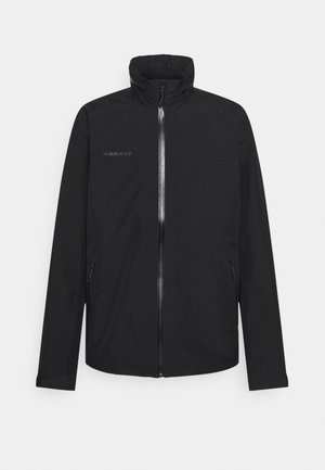 AYAKO TOUR HOODED JACKET MEN - Hardshell jacket - black