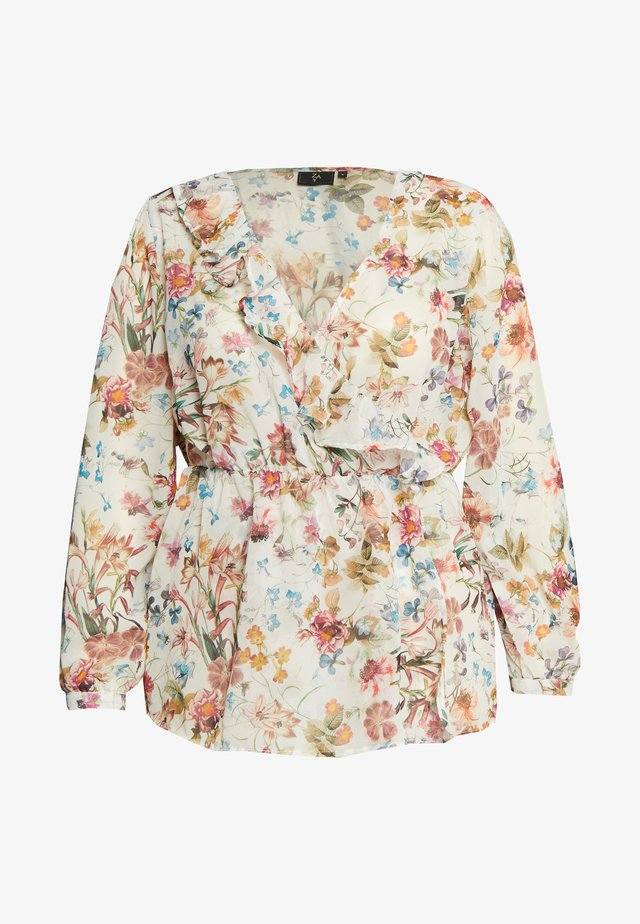 YEFLOWER BLOUSE - Blouse - multicoloured