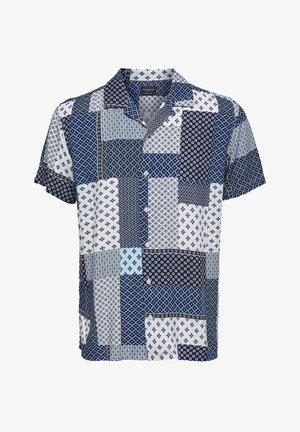 SLHREGFUSE SHIRT  - Skjorta - bluestone