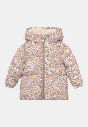 Abrigo de invierno - multi-coloured