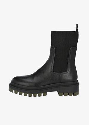 GWEN - Ankle boots - schwarz