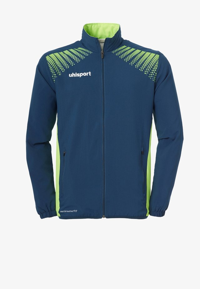 Training jacket - azurblau / marine