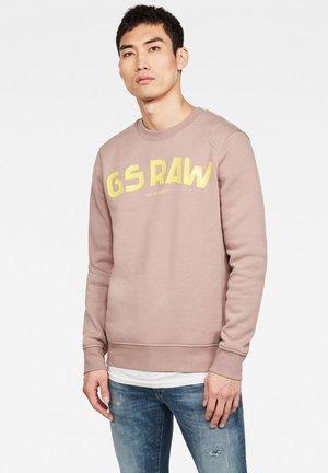 Sweatshirt - chocolate berry