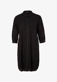 comma - Shirt dress - black - 5