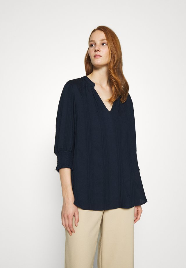 BLOUSE GRAM - Tunique - sky captain