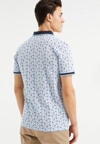 WE Fashion - Poloshirt - light blue - 2