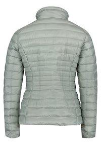 Gil Bret - GIL BRET STEPPJACKE MIT KUNSTDAUNE - Winter jacket - aqua gray - 1