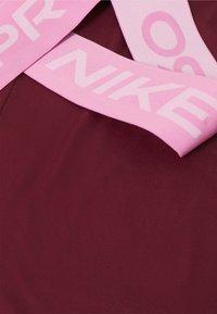 Nike Performance - DRY ELASTIKA TANK - Camiseta de deporte - dark beetroot/beyond pink - 6