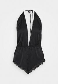 Ann Summers - ANGELINA TEDDY - Pyjama - black - 0