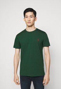 Polo Ralph Lauren - T-shirt basic - college green - 0