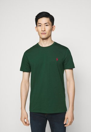 Basic T-shirt - college green