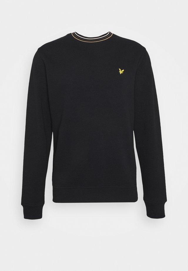 TIPPING - Sweatshirt - jet black