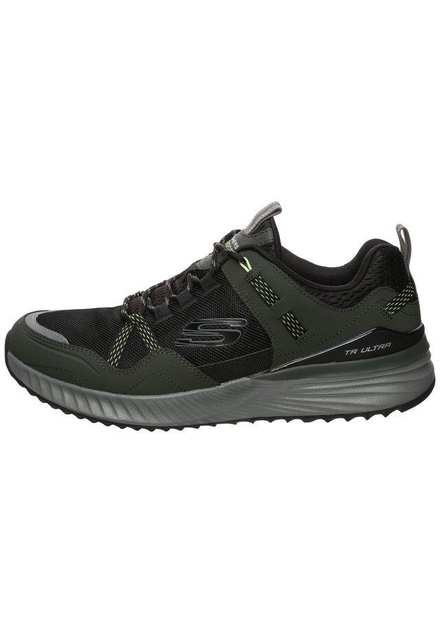 TR ULTRA SNEAKER HERREN - Sneakers laag - black