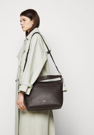 SOFISTICATO DALIA HOBO - Handbag - dark brown