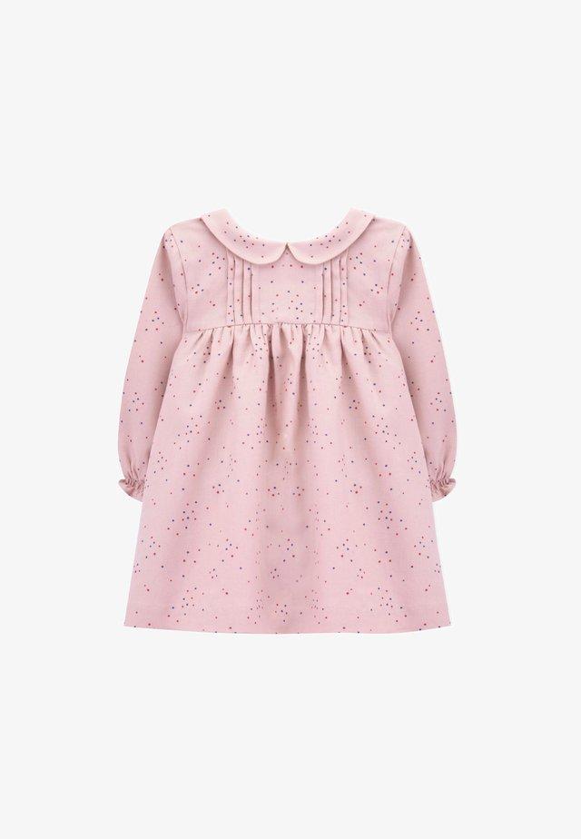 BABY COTTON TAMARI - Jumper dress - pink