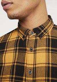 Denim Project - CHECK  - Skjorta - yellow - 4