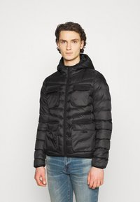 Brave Soul - GREENWOOD - Light jacket - black - 0