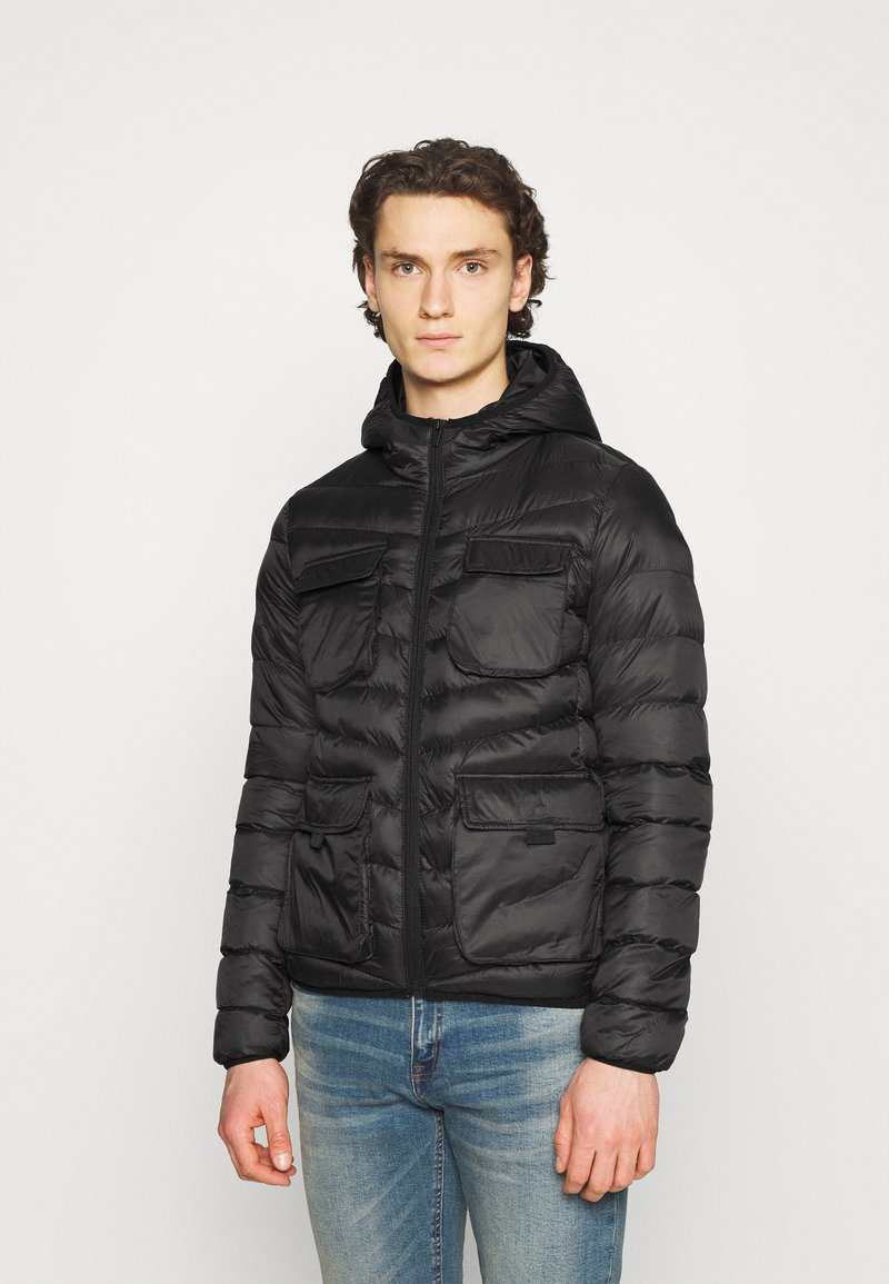 Brave Soul - GREENWOOD - Light jacket - black