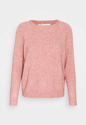 ONLLESLY KINGS - Strickpullover - dusty rose