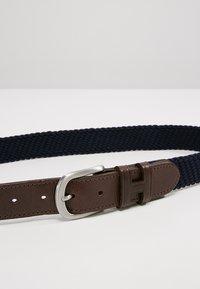 Hackett London - PARACHUTE  - Belt - navy - 4
