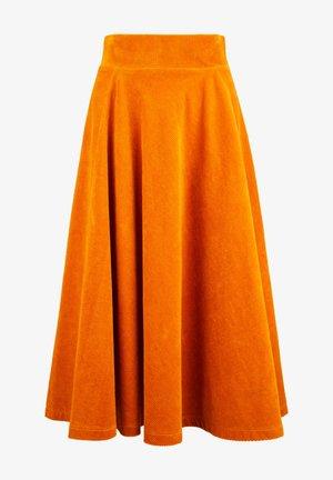 A-line skirt - 41 curcuma