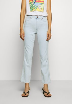 THE RETRO - Straight leg jeans - ballad blue