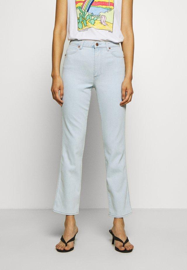 THE RETRO - Straight leg jeans - ballad blue