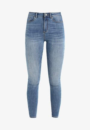 VMSOPHIA SKINNY  - Skinny-Farkut - light blue denim