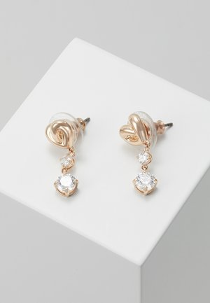 LIFELONG - Earrings - rose gold-coloured