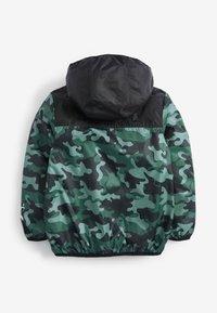 Next - Waterproof jacket - khaki - 3