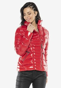 Cipo & Baxx - Winter jacket - red - 6