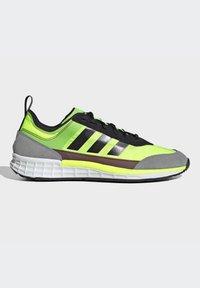 adidas Originals - SL 7200 SHOES - Trainers - black - 6