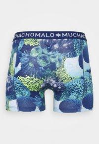 MUCHACHOMALO - OCEAN 5 PACK - Boxerky - dark blue/green - 6