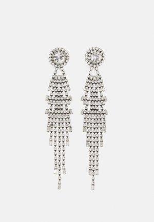 GALE EARRINGS - Øreringe - silver-coloured