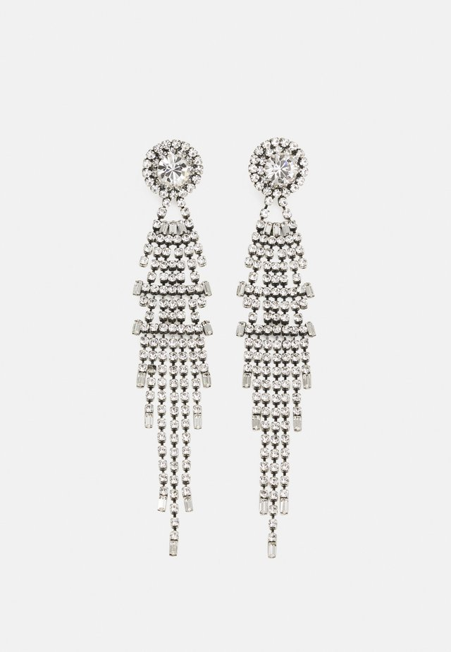 GALE EARRINGS - Earrings - silver-coloured