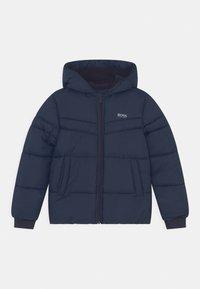 BOSS - PUFFER - Winter jacket - navy - 0