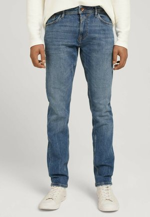 Jeans Slim Fit - super stone blue denim