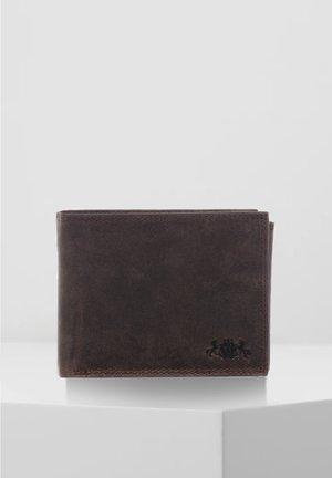 GELDBEUTEL - JACK - Wallet - schokolade