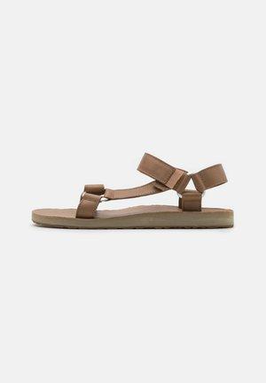ORIGINAL UNIVERSAL - Walking sandals - macchiato