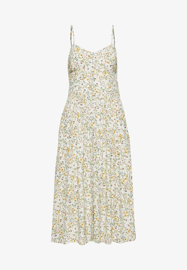 EVE MEADOW FLORAL DRESS - Robe d'été - pale sky
