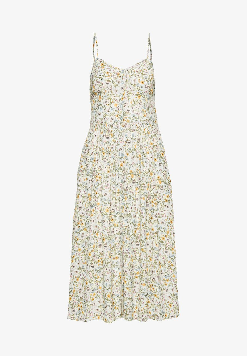 Rolla's - EVE MEADOW FLORAL DRESS - Day dress - pale sky