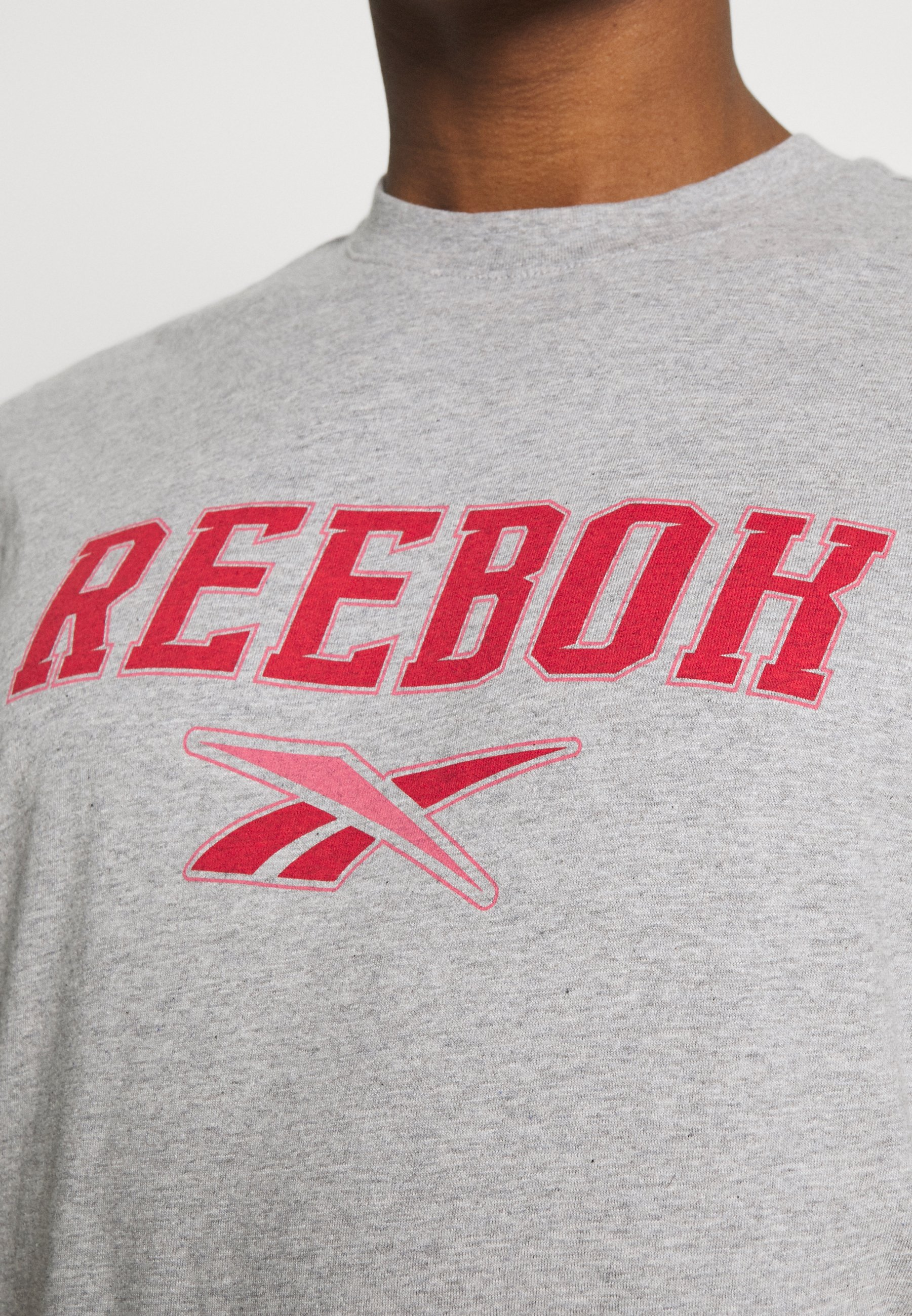 Men SOFT EDGE LINEAR TEE - Print T-shirt