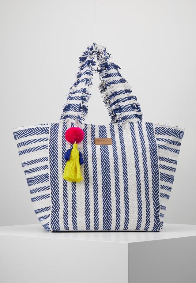 ICE, ICE BABY ! RESORT - Tote bag - navy blue