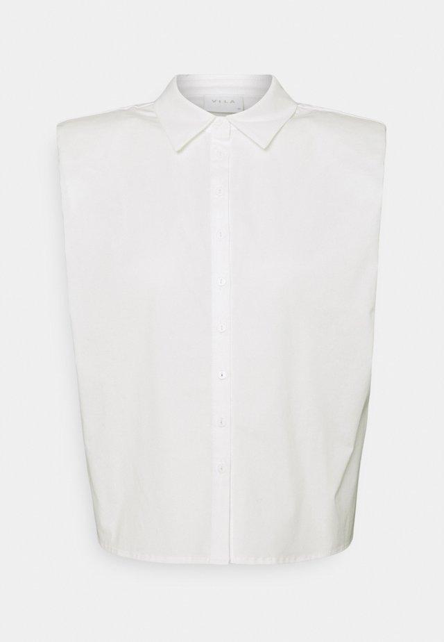 VIMELISA - Button-down blouse - snow white