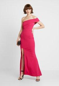 Club L London - Cocktail dress / Party dress - hot pink - 1